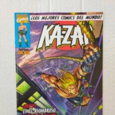 Cómics: KA-ZAR Nº 4. WAID, KUBERT, DELPERDANG. Lote 277066078