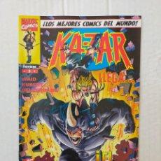 Cómics: KA-ZAR Nº 5. WAID, KUBERT, DELPERDANG. Lote 277072833