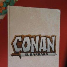 Cómics: CONAN EL BARBARO - VOLUMEN 4 - LA ETAPA MARVEL ORIGINAL - MARVEL OMNIBUS 2021. Lote 277076903