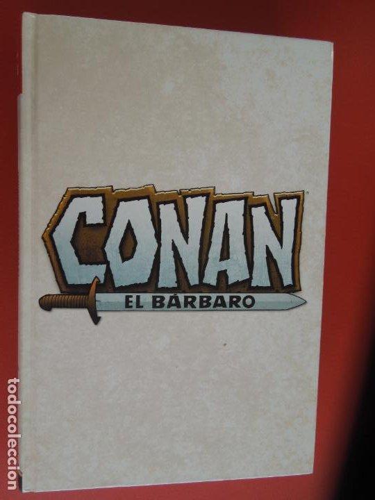 CONAN EL BARBARO - VOLUMEN 1 - LA ETAPA MARVEL ORIGINAL - MARVEL OMNIBUS 2018 (Tebeos y Comics - Forum - Conan)