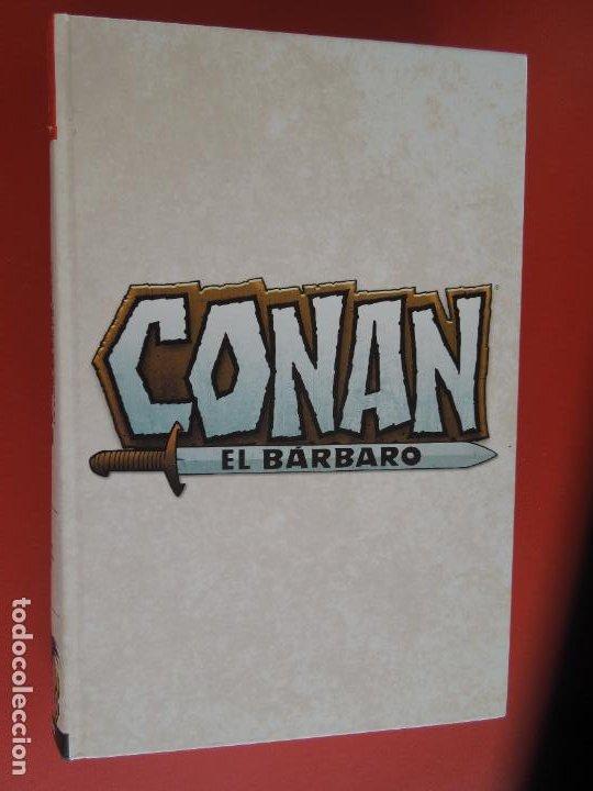 CONAN EL BARBARO - VOLUMEN 2 - LA ETAPA MARVEL ORIGINAL - MARVEL OMNIBUS 2019 (Tebeos y Comics - Forum - Conan)