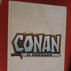 Cómics: CONAN EL BARBARO - VOLUMEN 3 - LA ETAPA MARVEL ORIGINAL - MARVEL OMNIBUS 2020. Lote 277078263
