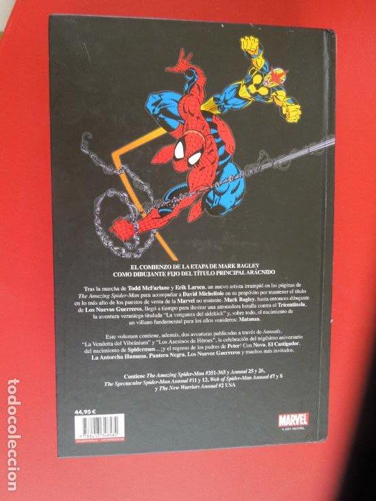 Cómics: EL ASOMBROSO SPIDERMAN - EL NACIMIENTO DE MATANZA-MARVEL -CHRIS MARRINAN , MARK BAGLEY-2020 - Foto 9 - 277078803