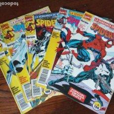 Cómics: SPIDERMAN LA VENGANZA DE MEDIANOCHE NºS 2 AL 6 - INCOMPLETA - - FORUM - MARVEL. Lote 277080258