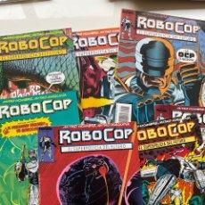 Cómics: ROBOCOP EL SUPERPOLICIA DEL FUTURO. Lote 277081233