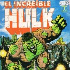 Cómics: COLECCION PRESTIGIO VOL. 1 Nº 59 EL INCREIBLE HULK - FUTURO IMPERFECTO 1 - FORUM - MUY BUEN ESTADO. Lote 277082148