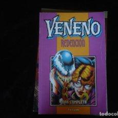 Cómics: VENENO REDENTION - OBRA COMPLETA. Lote 277082808