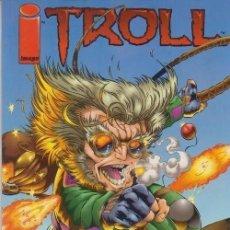Cómics: COLECCION PRESTIGIO VOL. 2 Nº 11 TROLL - FORUM - IMPECABLE. Lote 277084413