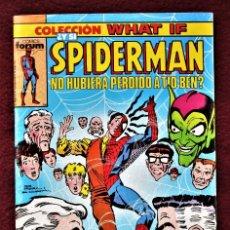 Cómics: COLECCIÓN WHAT SPIDERMAN Nº 15 FORUM 1990 MUY BUEN ESTADO. VER DESCRIPCIÓN Y FOTOS.. Lote 277150973