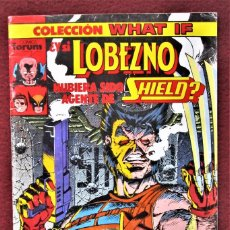 Cómics: COLECCIÓN WHAT LOBEZNO Nº 13 FORUM 1990 BUEN ESTADO. VER DESCRIPCIÓN Y FOTOS.. Lote 277151248