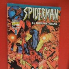 Cómics: SPIDERMAN EL HOMBRE ARAÑA ( LOMO AZUL) SERIE 1 AL 53. COMICS FORUM Y PANINI COMICS-2005-2006 -. Lote 277177773