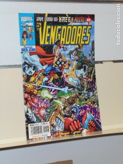LOS VENGADORES VOL. 3 Nº 7 MARVEL - FORUM (Tebeos y Comics - Forum - Vengadores)