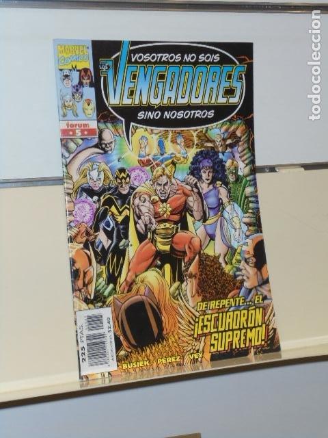 LOS VENGADORES VOL. 3 Nº 5 MARVEL - FORUM (Tebeos y Comics - Forum - Vengadores)