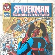 Cómics: SPIDERMAN. RECUERDOS DE PETER PARKER. NUMERO ÚNICO. COMICS FORUM 1996. Lote 277181618