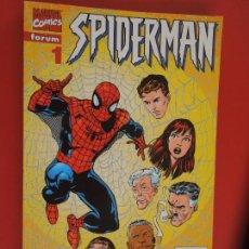 Cómics: SPIDERMAN !RENACE LA LEYENDA ! MARVEL COMICS FORUN LOMO ROJO DEL Nº 1 AL 31 AMBOS INCLUIDOS. Lote 277181678