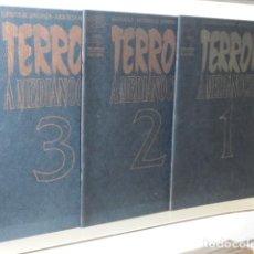 Cómics: TERROR A MEDIANOCHE COMPLETA 3 NUMEROS MARVEL - FORUM OCASION. Lote 277181868