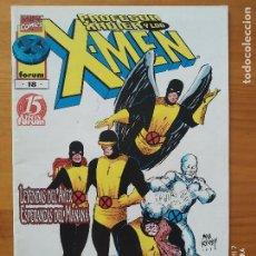 Cómics: PROFESOR XAVIER Y LOS X-MEN Nº 18 - ULTIMO NUMERO - MARVEL - FORUM (FZ). Lote 277183968