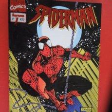 Cómics: SPIDERMAN - FORUM LOMO BLANCO DEL 1 AL 18 - MUY BUEN ESTADO. Lote 277185488