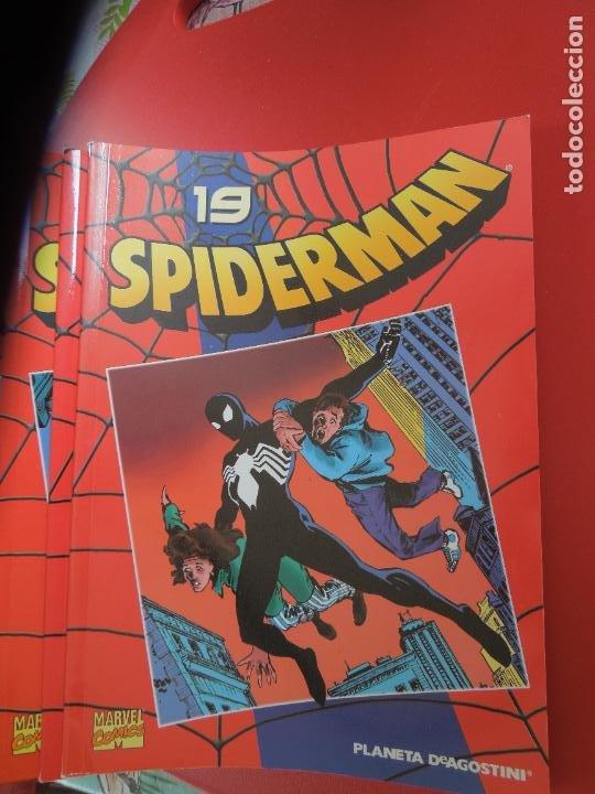 Cómics: SPIDERMAN 1 COLECCIONABLE SERIE ROJA COMPLETA 50 EJEMPLARES PLANETA DEAGOSTINI. 2000. Marvel comics - Foto 6 - 277187668