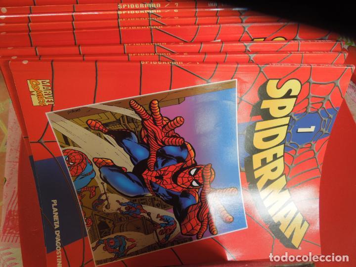 Cómics: SPIDERMAN 1 COLECCIONABLE SERIE ROJA COMPLETA 50 EJEMPLARES PLANETA DEAGOSTINI. 2000. Marvel comics - Foto 12 - 277187668