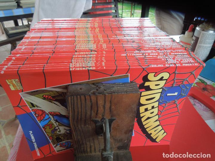 Cómics: SPIDERMAN 1 COLECCIONABLE SERIE ROJA COMPLETA 50 EJEMPLARES PLANETA DEAGOSTINI. 2000. Marvel comics - Foto 13 - 277187668