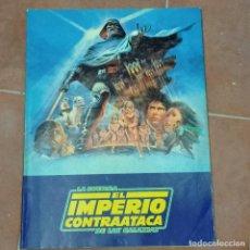Cómics: LA GUERRA DE LAS GALAXIAS: EL IMPERIO CONTRAATACA, 1980, FORUM. Lote 277216468