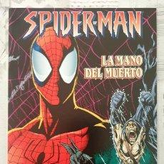 Cómics: SPIDERMAN. LA MANO DEL MUERTO. NUMERO ÚNICO. COMICS FORUM 1998. Lote 277219453