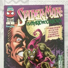 Cómics: SPIDERMAN. EL DIARIO DE OSBORN. NUMERO ÚNICO. COMICS FORUM 1997. Lote 277220408