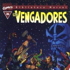 Cómics: BIBLIOTECA MARVEL LOS VENGADORES 26. Lote 277227988