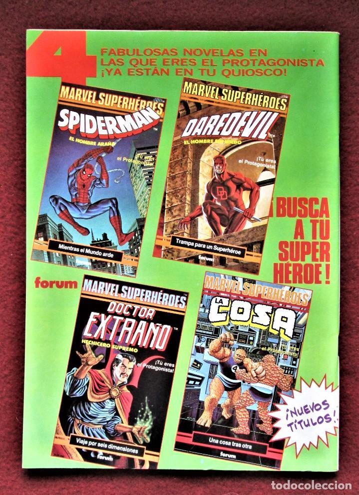 Cómics: CLÁSICOS MARVEL Especial verano Estela Plateada De tienda.Ver descripción y fotos - Foto 2 - 277246698