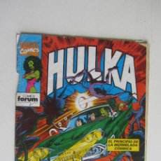 Cómics: HULKA Nº 16 MARVEL FORUM ARX82. Lote 277254953