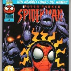 Cómics: SPIDERMAN PETER PARKER VOL. 4 Nº 8 - FORUM - IMPECABLE. Lote 277288843