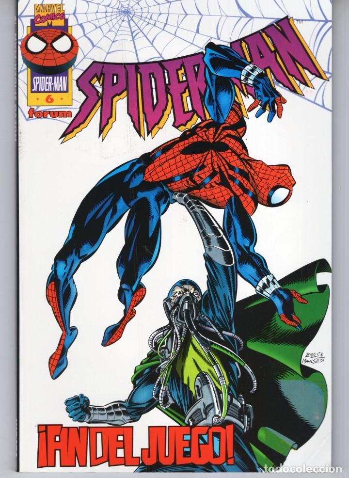 NUEVO SPIDERMAN VOL. 3 Nº 6 - FORUM (Tebeos y Comics - Forum - Spiderman)