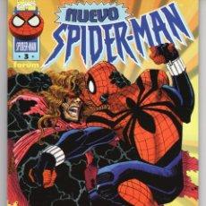 Cómics: NUEVO SPIDERMAN VOL. 3 Nº 3 - FORUM - IMPECABLE. Lote 277290848