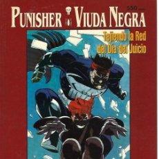 Cómics: PUNISHER - VIUDA NEGRA. Lote 277421163