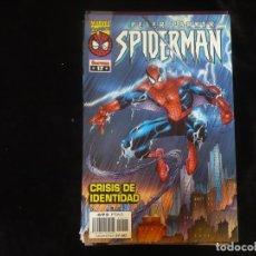 Cómics: PETER PARKER SPIDERMAN - CRISIS DE IDENTIDAD Nº 17. Lote 277516328
