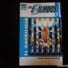 Cómics: LOS EXILIADOS EL SACRIFICIO. Lote 277517308
