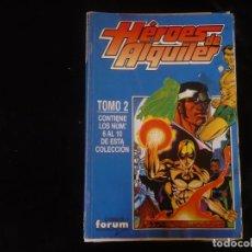 Cómics: HEROES DE ALQUILER TOMO 2. Lote 277517463