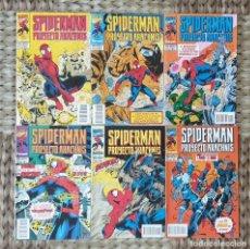 Cómics: SPIDERMAN. PROYECTO ARACHNIS. SL DE 6 COMICS. COMICS FORUM 1995. Lote 277575568