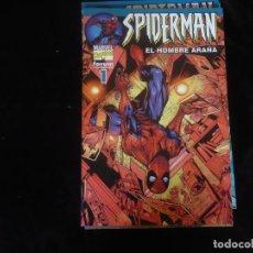 Cómics: SPIDERMAN EL HOMBRE ARAÑA Nº 1 - COMO NUEVO. Lote 277612588