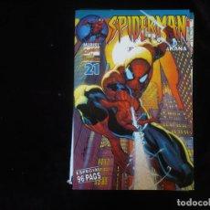 Cómics: SPIDERMAN EL HOMBRE ARAÑA Nº 21 - COMO NUEVO. Lote 277613458