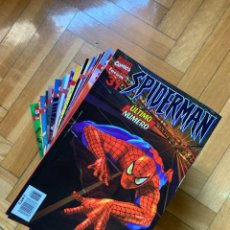 Cómics: SPIDERMAN VOLUMEN 5 COMPLETA 31 TOMOS - ESTADO IMPECABLE!!. Lote 277614178
