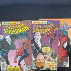 Comics: ESPECTACULAR SPIDERMAN 311, 312, 313. Lote 277639858