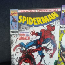 Cómics: SPIDERMAN 290, 291. Lote 277640378