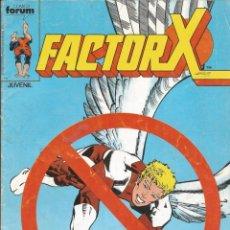 Cómics: FORUM - FACTOR X Nº 15 AÑO 1989 BUEN ESTADO. Lote 277667708