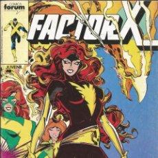 Cómics: FORUM - FACTOR X Nº 13 AÑO 1989 BUEN ESTADO. Lote 277667723