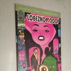 Cómics: LOBEZNO DOOP, EL VISÓN ROSA / PETER MILLIGAN - DARWYN COOKE / MARVEL - FORUM. Lote 277692503
