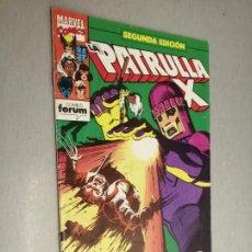 Cómics: PATRULLA X SEGUNDA EDICIÓN Nº 5 / MARVEL - FORUM. Lote 277693448