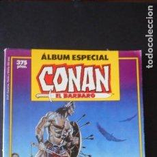 Cómics: ÁLBUM ESPECIAL CONAN EL BÁRBARO / C-1. Lote 277697968