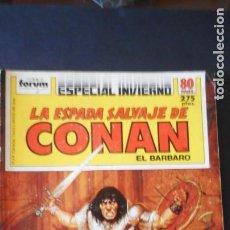Cómics: ESPECIAL DE INVIERNO LA ESPADA SALVAJE DE CONAN / C-1. Lote 277698328